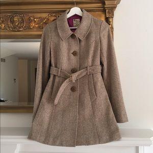 Herringbone coat!